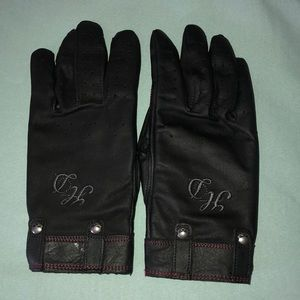 Harley-Davidson Women's Leather Motorcycle Gloves